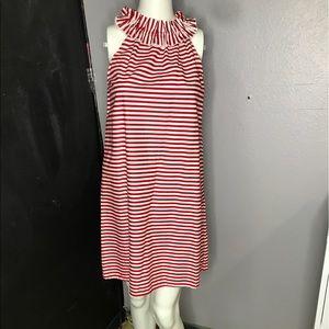 Dresses & Skirts - Red & White dress